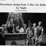 night parachute