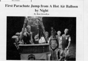 night parachute